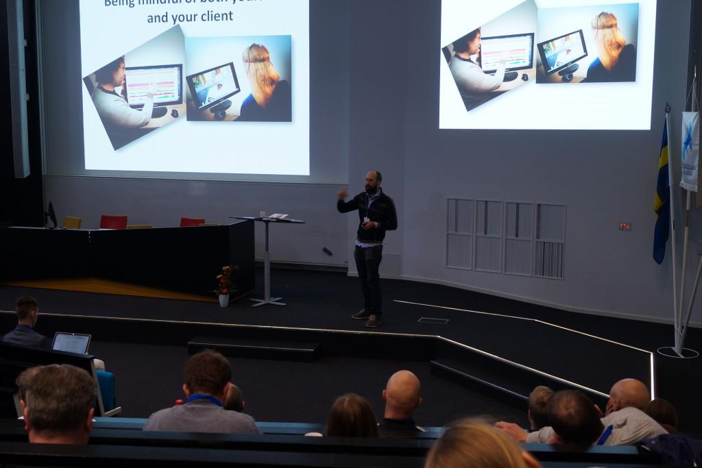 Arne föreläser på Nordic Sport Science Conference vid Högskolan i Halmstad om mindfulness
